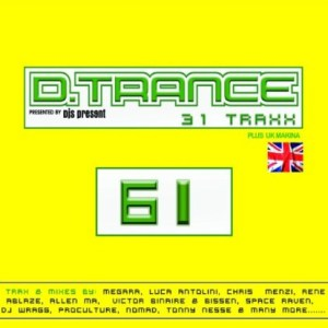 Cover D-Trance 61