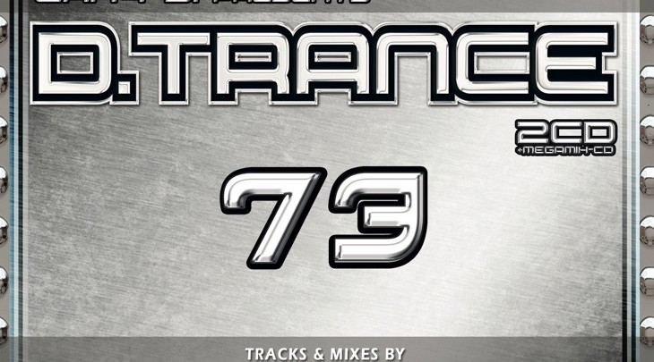DTrance73-2016 Cover