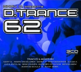 DTrance62 Cover