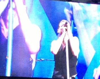 Depeche Mode mit Dave Gahan