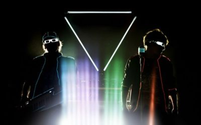 "Laserkraft 3D und Coke feiern mit ""Jumpin"""