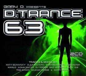 Gary D. presents D.Trance 63 (2013)