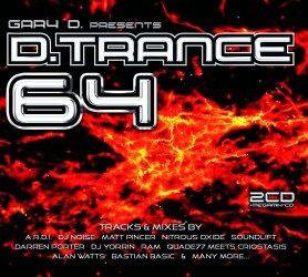 Gary D. presents D.Trance 64 (2013)