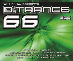 Gary D. presents D.Trance 66 (2014)