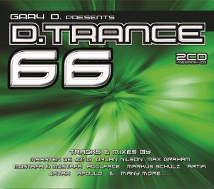 DTrance66 Cover