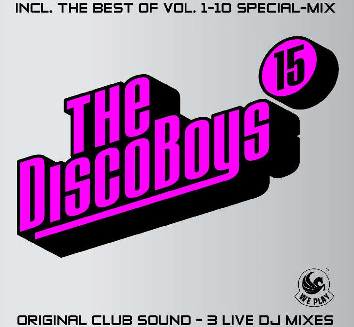 Reingehört: The Disco Boys – Volume 15 (2015)