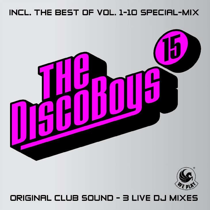 Reingehört: The Disco Boys – Volume 15 (2015)