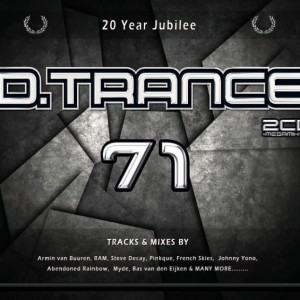 Dtrance71 Cover