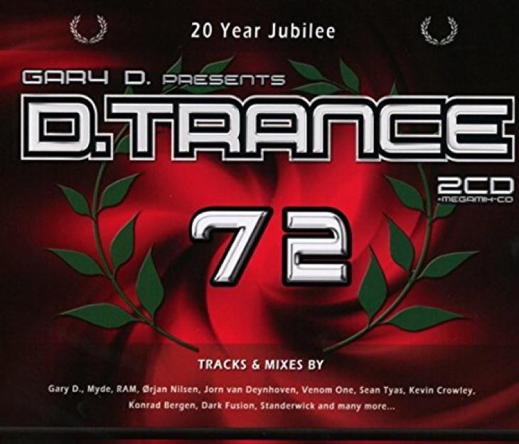 Gary D. presents D.Trance 72 (2015)