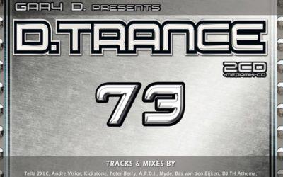 Gary D. presents D.Trance 73 (2016)