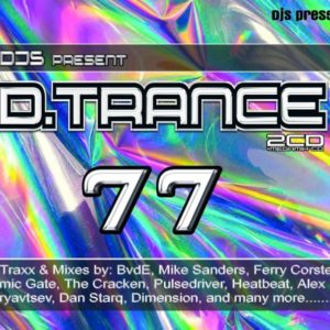 D.Trance77 Cover