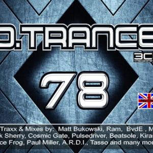 DJs Present D.Trance 78 (2017)
