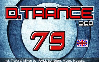DJs Present D.Trance 79 (2017)