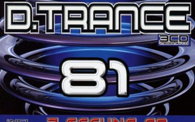 DJs Present D.Trance 81 + D.Techno 38 (2018)