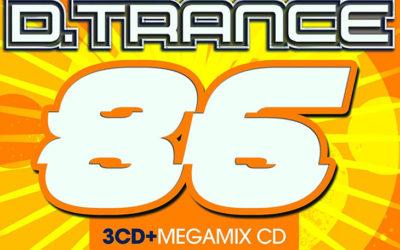 DJs Present D.Trance 86 + D.Techno 43 (2019)