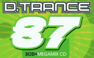 DJs Present D.Trance 87 + D.Techno 44 (2019)
