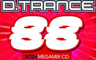 DJs Present D.Trance 88 + D.Techno 45 (2019)