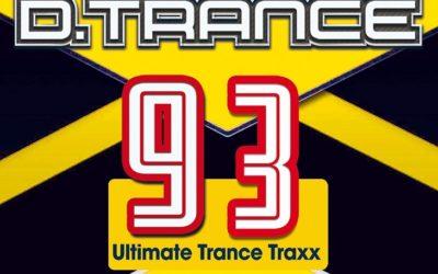 DJs Present D.Trance 93 + D.Techno 50 (2021)